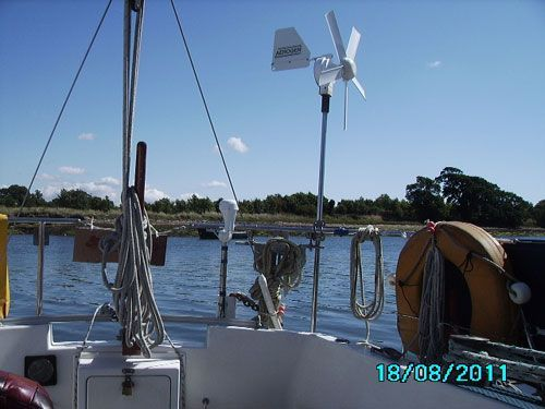 Westerly Konsort 1982 All Boats