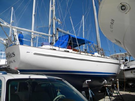 Whitby 42 staysail ketch 1982 Ketch Boats for Sale