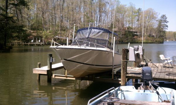 Albemarle Cabin Cruiser 1983 Albemarle Boats for Sale