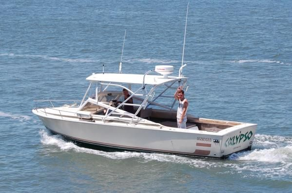 Bertram Sport Convertible 1983 Bertram boats for sale
