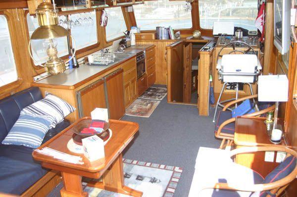 Californian Trawler 1983 Trawler Boats for Sale