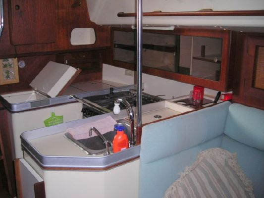 Canadian Sailcraft CS 36 1983 Sailboats for Sale