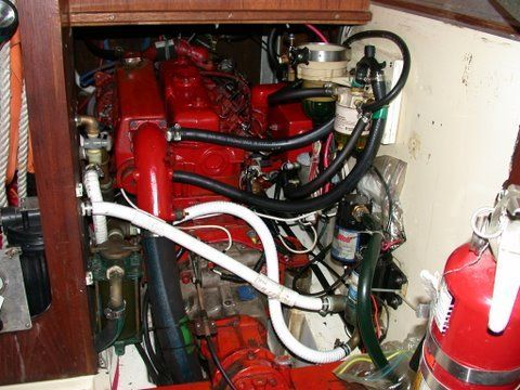 Boats for Sale & Yachts Canadian Sailcraft CS 36 1983 Sailboats for Sale