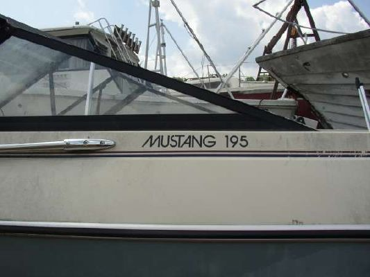 Century Mustang 195 1983 All Boats