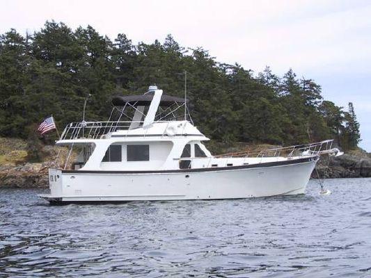 CHB Europa Sedan 1983 All Boats