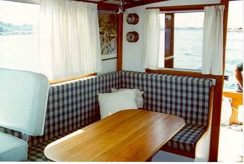 CLASSIC DOWNEAST LOBSTER YACHT BY YOUNG BROTHERS 1983 Fishing Boats for Sale Lobster Boats for Sale