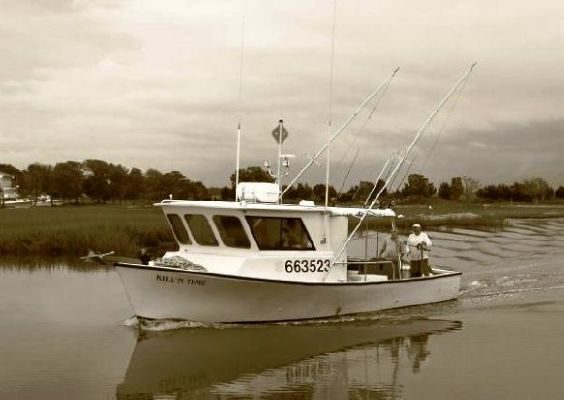 Crusader Boats 34 Commercial Pilot House 1983 Commercial Boats for Sale