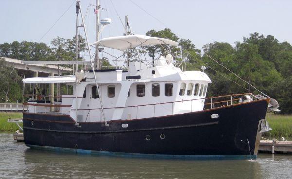 Cygnus Trans Pacific range Trawler 1983 Trawler Boats for Sale