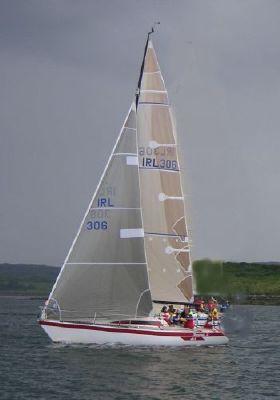 1983 dehler db1  1 1983 Dehler db1