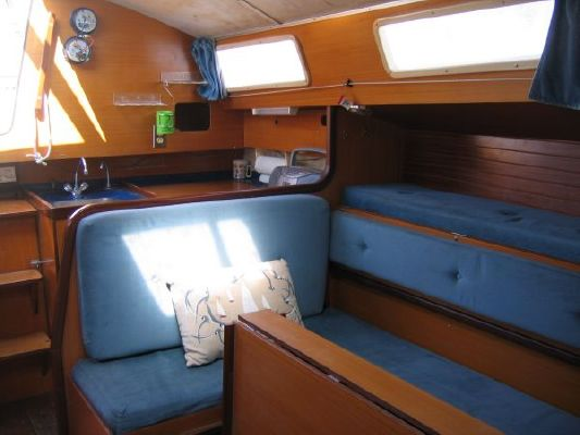 1983 dufour 3800 sloop  11 1983 Dufour 3800 Sloop