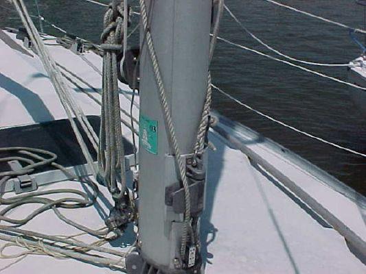 1983 dufour 3800 sloop  14 1983 Dufour 3800 Sloop