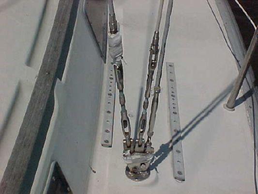 1983 dufour 3800 sloop  16 1983 Dufour 3800 Sloop
