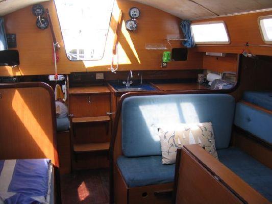 1983 dufour 3800 sloop  6 1983 Dufour 3800 Sloop