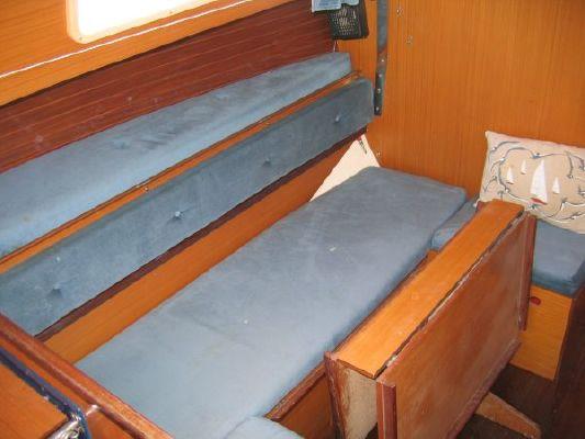 1983 dufour 3800 sloop  7 1983 Dufour 3800 Sloop