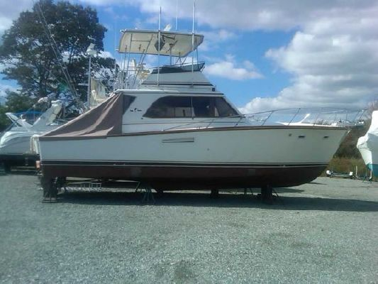 Egg Harbor Flybridge Sedan 1983 Egg Harbor Boats for Sale Flybridge Boats for Sale
