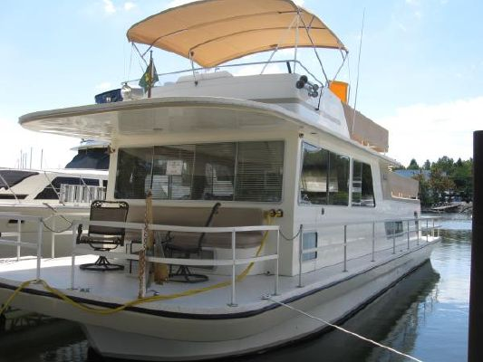 Gibson HOUSEBOAT 1983 Houseboats for Sale
