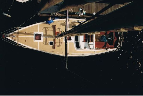 Glacer 36 Steel Sloop 1983 Sloop Boats For Sale