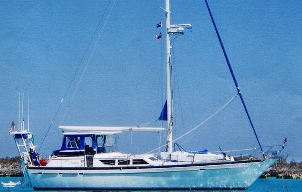 Gulfstar Sailmaster 50 1983 All Boats