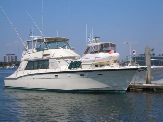 Boats for Sale & Yachts Hatteras Convertible 1983 Hatteras Boats for Sale