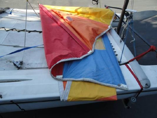 Hobie Cat 18 1983 All Boats