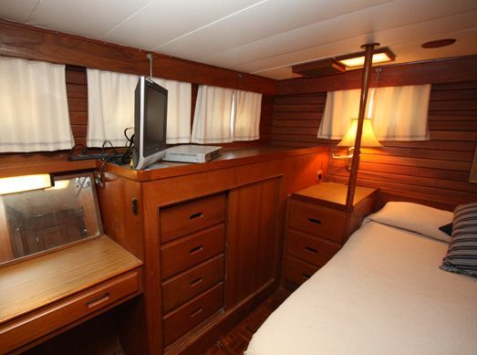 Island Gypsy 44 Motor Cruiser, Trades Accepted 1983 All Boats