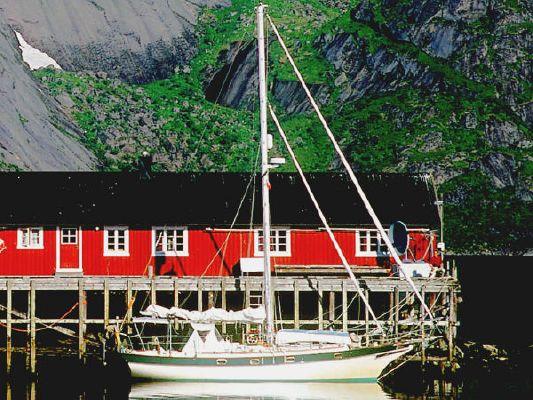 Boats for Sale & Yachts Kadey Krogen Krogen Cutter 1983 Sailboats for Sale