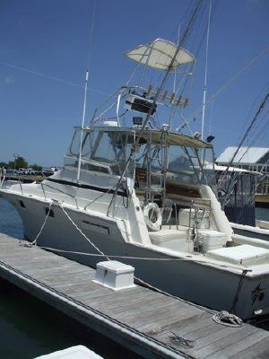 Luhrs 340 Sportfisherman (MM) 1983 Sportfishing Boats for Sale