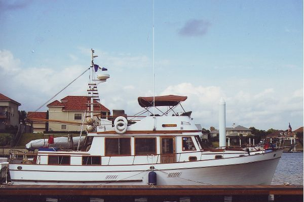 1983 Marine Trader 44 Trawler - Boats Yachts for sale