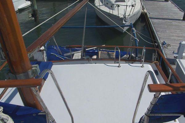 Marine Trader Trawler 1983 Trawler Boats for Sale