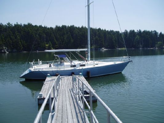 1983 morgan nelson marek 454 k cb sloop owner will consider smaller boat in trade  2 1983 Morgan Nelson Marek 454 K/CB Sloop (OWNER WILL CONSIDER SMALLER BOAT IN TRADE)