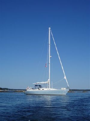 1983 morgan nelson marek 454 k cb sloop owner will consider smaller boat in trade  3 1983 Morgan Nelson Marek 454 K/CB Sloop (OWNER WILL CONSIDER SMALLER BOAT IN TRADE)