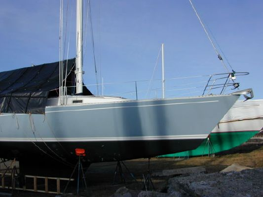 1983 morgan nelson marek 454 k cb sloop owner will consider smaller boat in trade  51 1983 Morgan Nelson Marek 454 K/CB Sloop (OWNER WILL CONSIDER SMALLER BOAT IN TRADE)