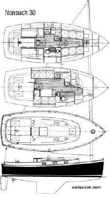 NONSUCH 30 1983 All Boats