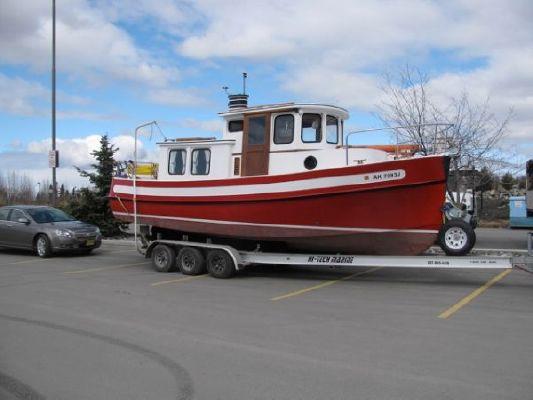 Nordic Tug 1983 SpeedBoats Tug Boats for Sale