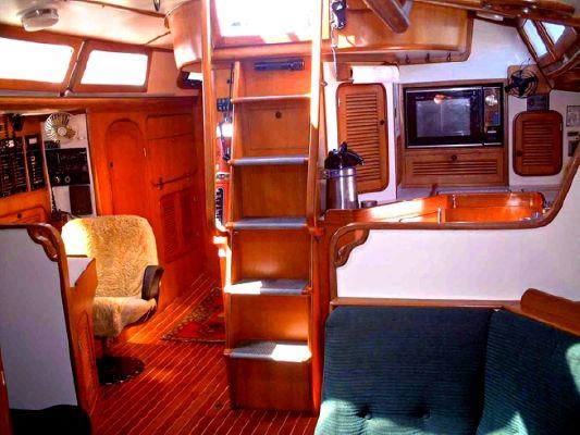 1983 Norseman 447 Ta Shing CC Cutter - Boats Yachts for sale
