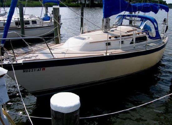 Boats for Sale & Yachts O'Day 30 1983 Sailboats for Sale