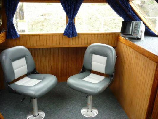 Pan Oceanic Pilothouse 1983 Pilothouse Boats for Sale