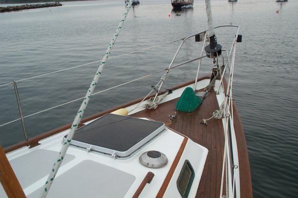 Passport 40 Cutter 1983 Sailboats for Sale