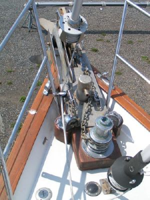 Pearson 36 Cutter 1983 Sailboats for Sale
