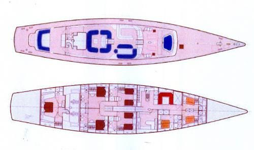 Perini Navi 40m 1983 All Boats