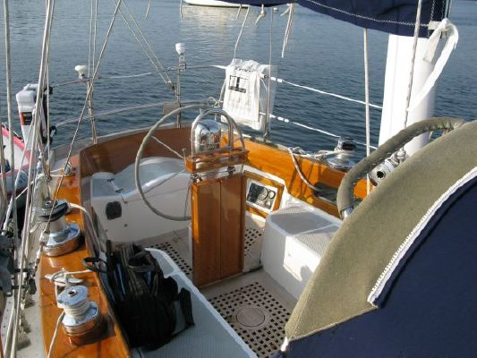 Northrop And Johnson >> 1983 Shannon Shannon 38 Ketch - Boats Yachts for sale