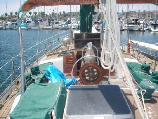Boats for Sale & Yachts Spindrift 43 Center Cockpit 1983 All Boats