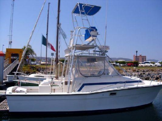 Topaz Sportfisherman 1983 Sportfishing Boats for Sale