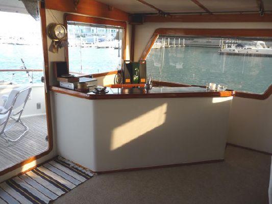 Angel Pilothouse Motor Yacht 1984 Pilothouse Boats for Sale