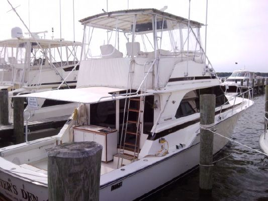Bertram Convertible/Sport Fish 1984 Bertram boats for sale