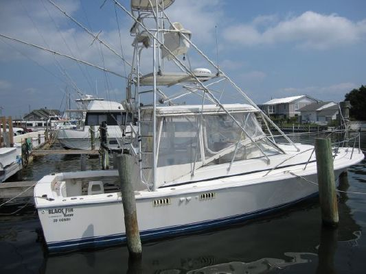 Blackfin Diesel Combi UPDATED 1984 All Boats