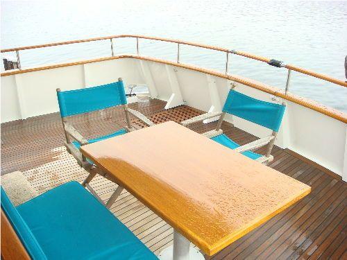 Boats for Sale & Yachts Blue Ocean Long Range Cruiser 1984 All Boats