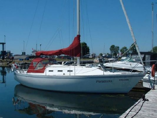Canadian Sailcraft CS33 1984 Sailboats for Sale
