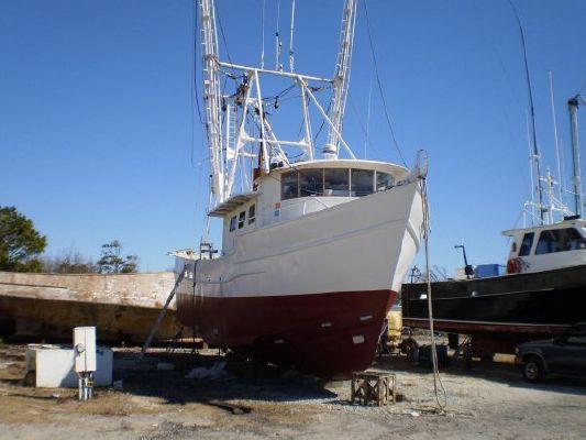 1984 Custom Steel Shrimp Trawler (RAM) - Boats Yachts for sale