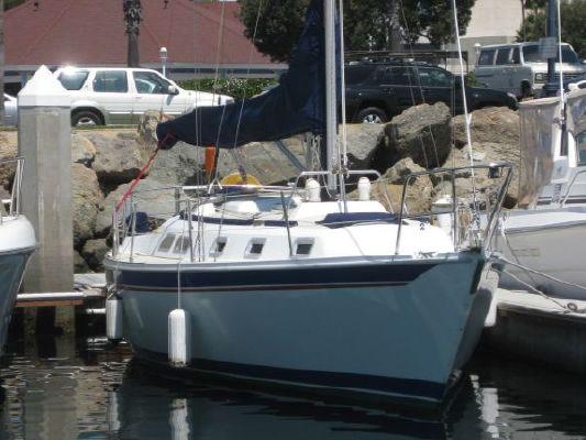Ericson 38 Sloop 1984 Sloop Boats For Sale